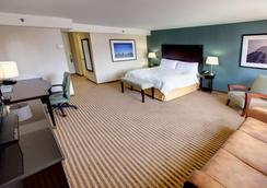 Hampton Inn Chicago Downtown/Magnificent Mile - Chicago - Bedroom