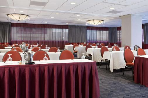 Hampton Inn Chicago Downtown/Magnificent Mile - Chicago - Banquet hall
