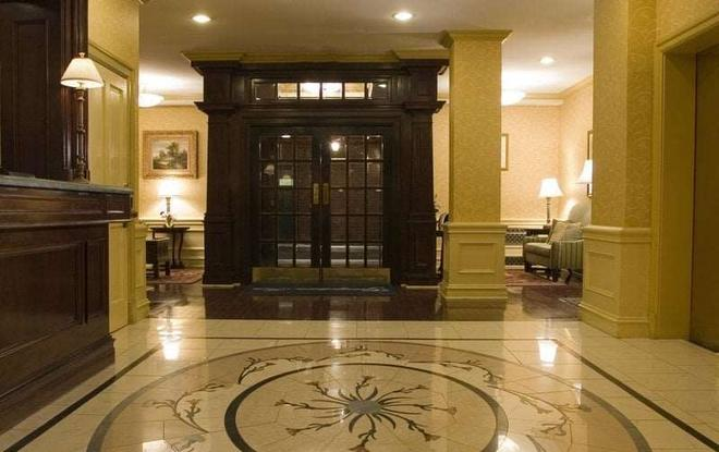Georgetown Inn - Washington - Lobby