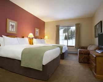Coast Sundance Lodge - Sun Peaks - Bedroom