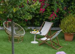 Casa Das Hortênsias - Charming Guest House - Sintra - Patio