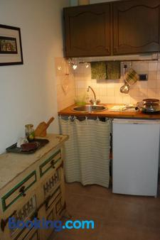 B&B Alle Terme - Viterbo - Kitchen