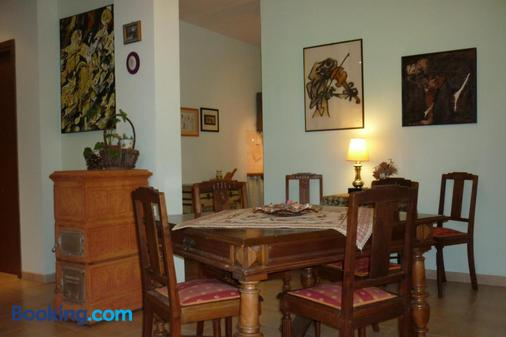 B&B Alle Terme - Viterbo - Dining room