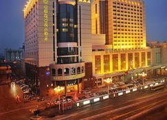 Mingyuan New Times Hotel - Ürümqi - Edifício