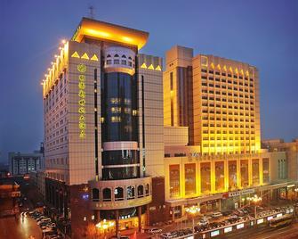 Mingyuan New Times Hotel - Ürümqi - Rakennus