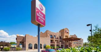 Best Western Plus Inn of Santa Fe - Santa Fe - Bygning