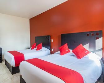 Hotel Emperadores - Atlixco - Bedroom