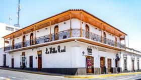 Le Foyer Hostel Arequipa - Arequipa - Rakennus
