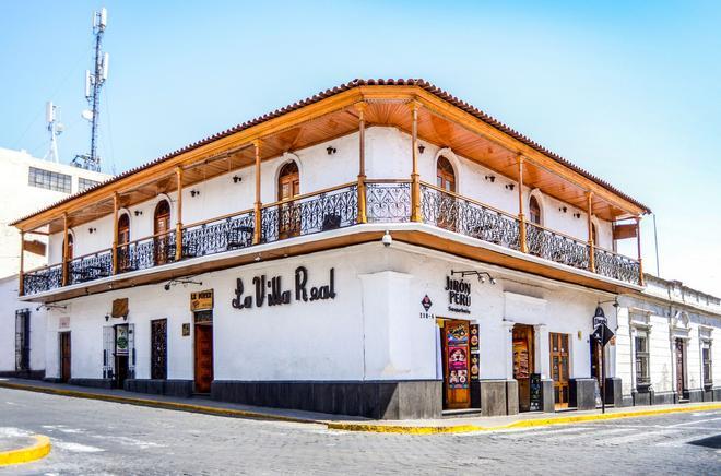 Hostal Le Foyer - Arequipa - Edificio
