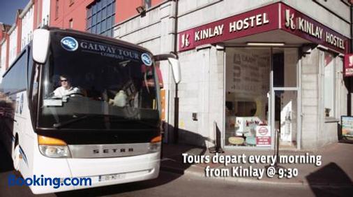 Kinlay Hostel Galway - Galway - Building