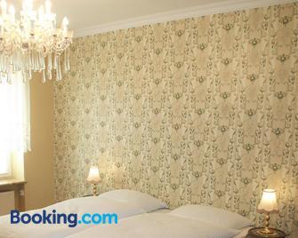 Villa la Val Apartamenty Walbrzych - Wałbrzych - Slaapkamer