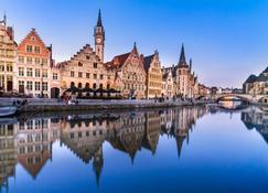 Holiday Inn Gent - Expo - Gante - Vista del exterior