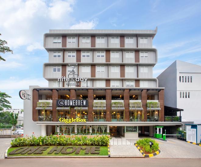 Nite & Day Residence - Alam Sutera - Tangerang City - Building