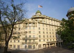 Austria Trend Hotel Ananas - Viena - Edificio