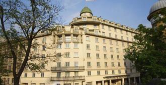 Austria Trend Hotel Ananas - Viena - Edifício