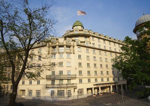 Austria Trend Hotel Ananas - Vienna - Toà nhà