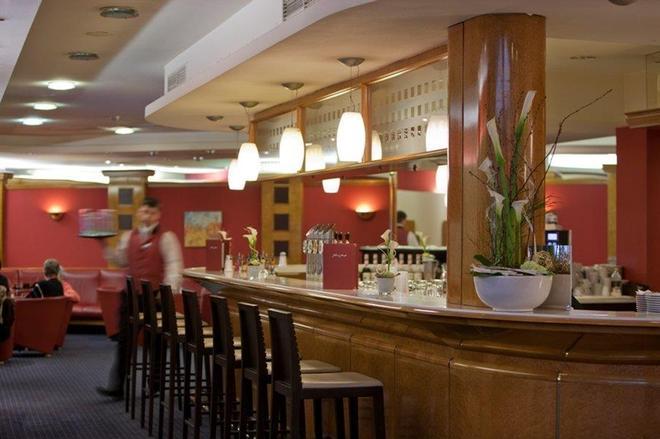 鳳梨奧地利時尚酒店 - 維也納 - 維也納 - 酒吧