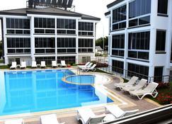 Agva Apart Hotel - Kemer - Zwembad