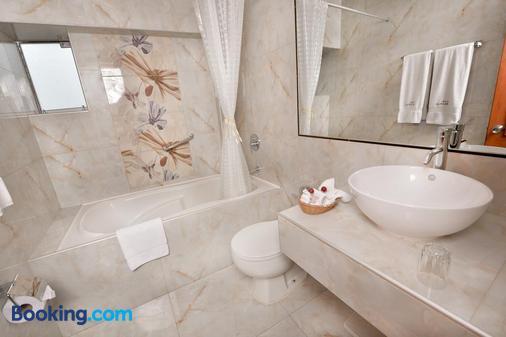Hotel Ruinas - Cusco - Bathroom
