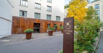 艾菲爾薩克森別墅 - 巴黎 - 巴黎 - 建築