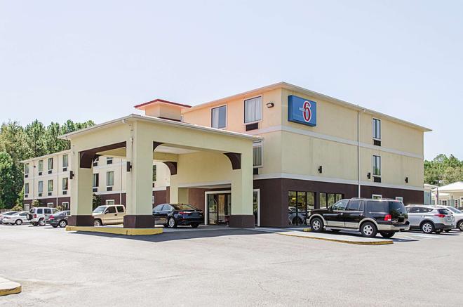 Motel 6 Biloxi - Ocean Springs - Biloxi - Building