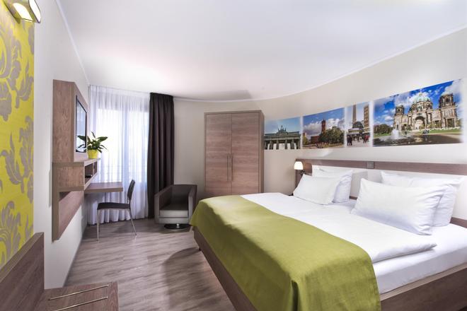 Best Western Hotel Kantstrasse Berlin - Berliini - Makuuhuone