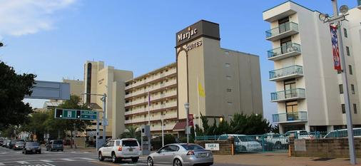 Marjac Suites Virginia Beach Oceanfront - Virginia Beach - Toà nhà