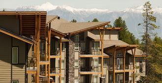 Mountain Spirit Resort - Kimberley - Building