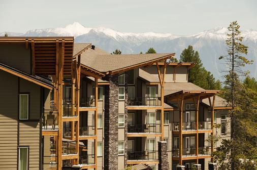 Mountain Spirit Resort - Kimberley - Gebäude