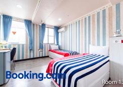 Gwawa Hotel - Kaohsiung - Bedroom