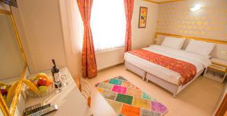 Dedem Boutique Hotel - Istanbul - Bedroom