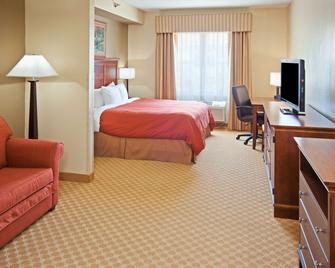 Country Inn & Suites by Radisson, Knoxville West - Knoxville - Slaapkamer