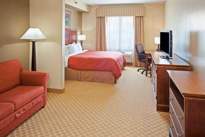 Country Inn & Suites by Radisson, Knoxville West - Knoxville - Bedroom