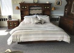 Beach House Salt Spring - Fulford Harbour - Phòng ngủ