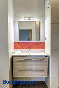 Hotel Duchess - Thành phố Varna - Phòng tắm