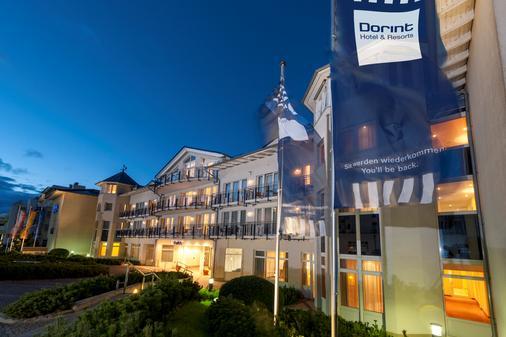 Dorint Strandhotel Binz/Rügen - Бинц - Здание