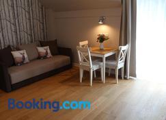 Villa Rustica - Polańczyk - Living room