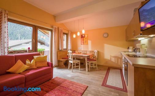 Landhaus Gasser - Mayrhofen - Living room
