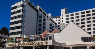 هوتل بانامريكانو باريلوتشي - سان كارلوس دي باريلوتش - مبنى