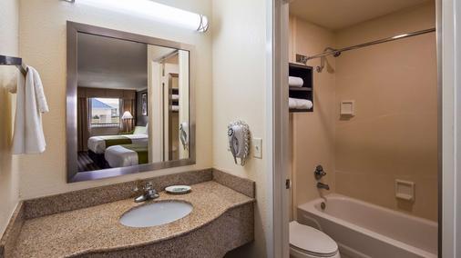 貝斯特韋斯特花園酒店 - 聖安東尼奥 - 聖安東尼奧 - 浴室