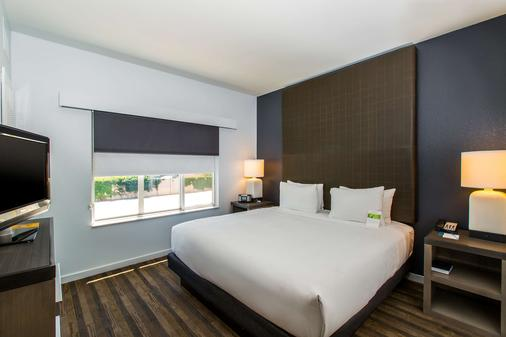 Hyatt House Santa Clara - Santa Clara - Schlafzimmer