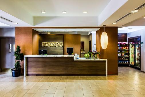 Hyatt House Santa Clara - Santa Clara - Ρεσεψιόν