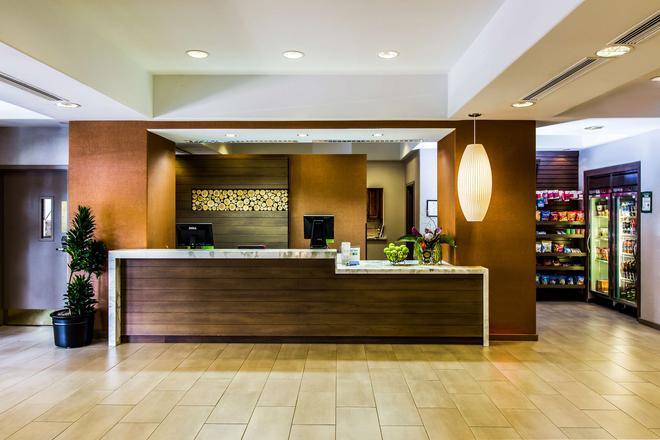 聖克拉拉凱悅酒店 - 聖塔克拉拉 - 聖塔克拉拉 - 櫃檯