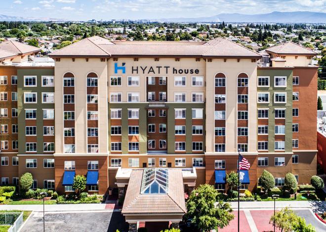 聖克拉拉凱悅酒店 - 聖塔克拉拉 - 聖塔克拉拉 - 建築
