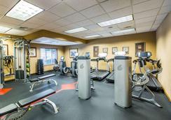 Hyatt House Santa Clara - Santa Clara - Γυμναστήριο