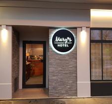 Hôtel Mary's - Caen Gare Sncf Centre