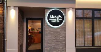 Hôtel Mary's - Caen Gare Sncf Centre - קאה