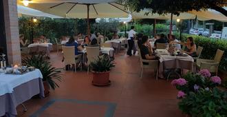 Hotel Da Graziano - סן ג'ימיניאנו - מסעדה