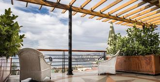 Hotel Boutique Acontraluz - Valparaíso - Varanda