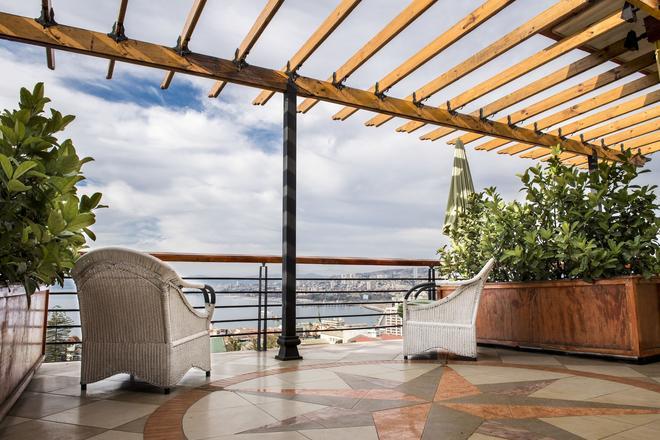 Hotel Boutique Acontraluz - Valparaíso - Balcony